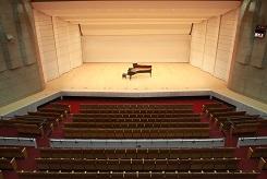 大ホール舞台