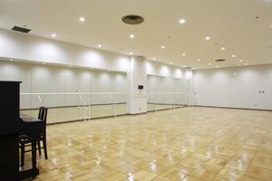 大ホール練習室